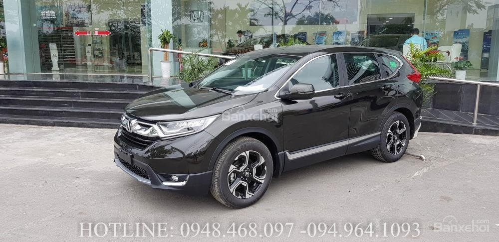 [Honda Hải Phòng] bán xe Honda CR-V 1.5L - Giá tốt nhất - Hotline: 0948.468.097-4