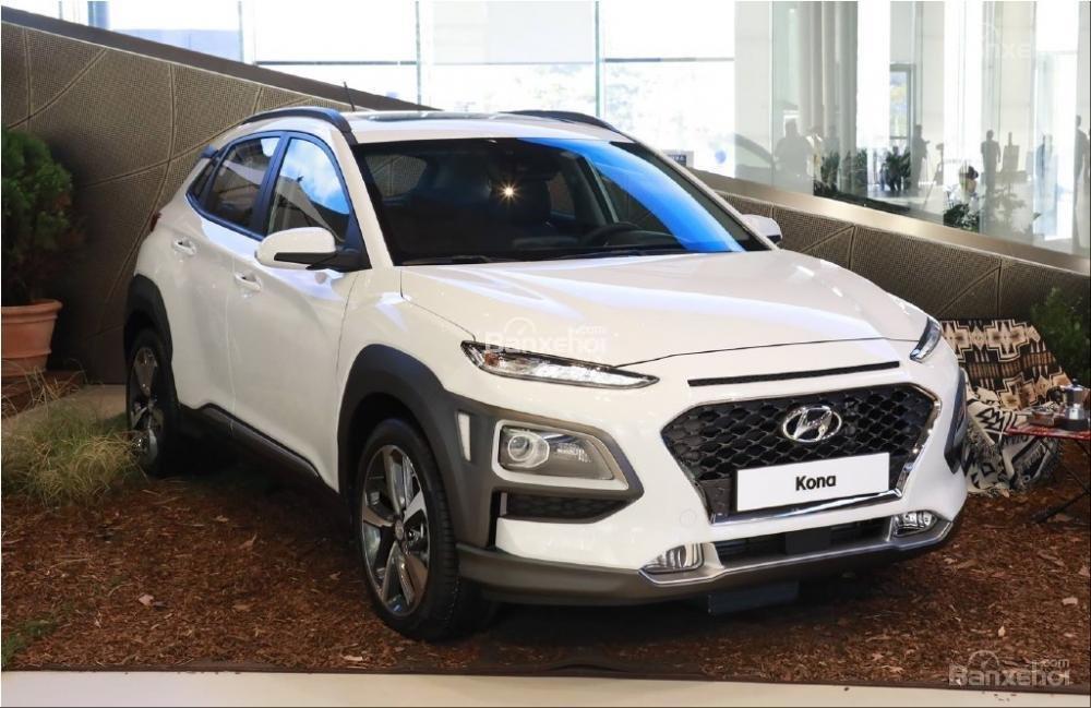 Hyundai Kona đã ra mắt đẹp hơn mong đợi, hỗ trợ vay góp LS thấp. Có xe sẵn giao ngay – LH 0774.702.378-1