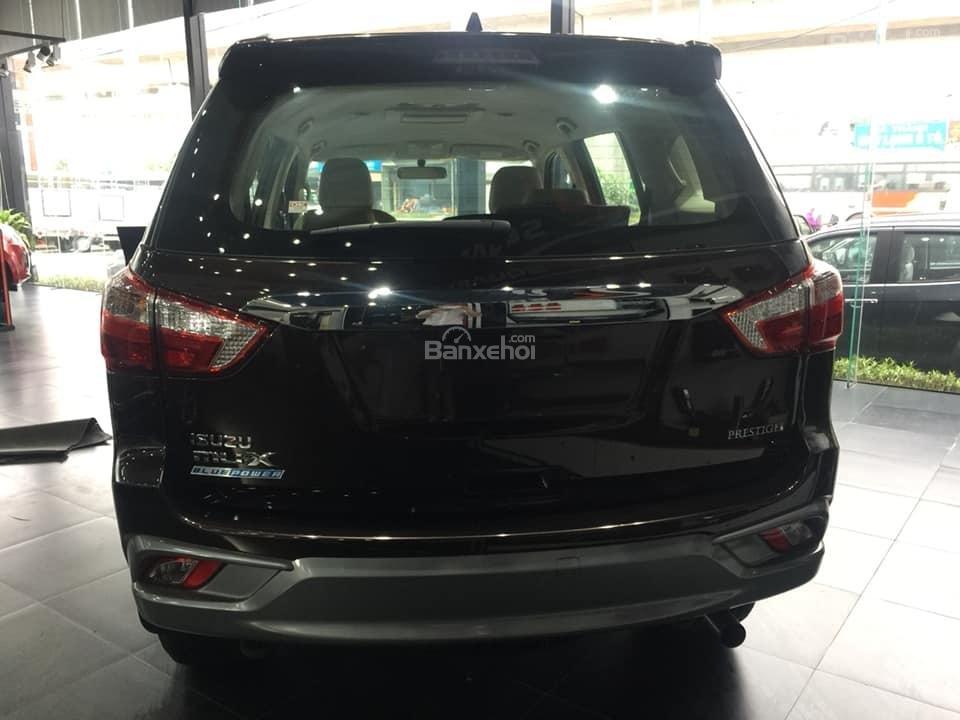 Bán xe Isuzu Mu-X đời 2018, màu nâu cafe, nhập khẩu, mua xe nhận ngay quà tặng trị giá 20 triệu đồng-3