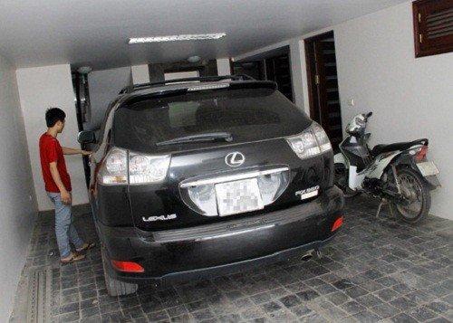 4 vị trí cất ô tô trong nhà giữ an toàn cho cả gia đình a3