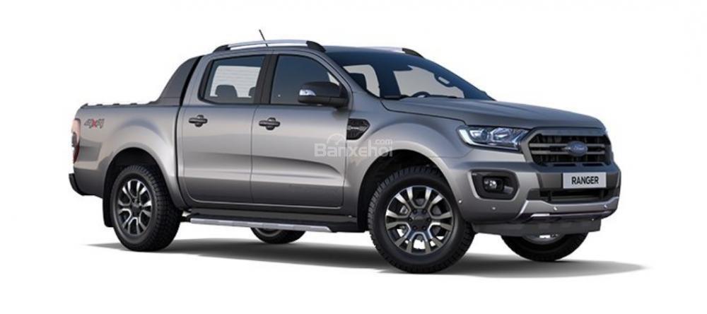 Tùy chọn màu sắc ngoại thất của Ford Ranger 2019 - Ảnh 2.