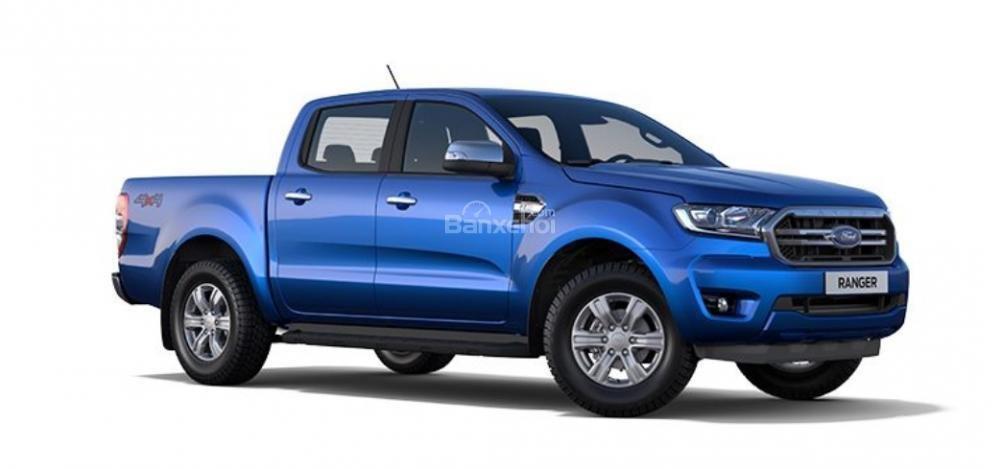 Tùy chọn màu sắc ngoại thất của Ford Ranger 2019 - Ảnh 6.