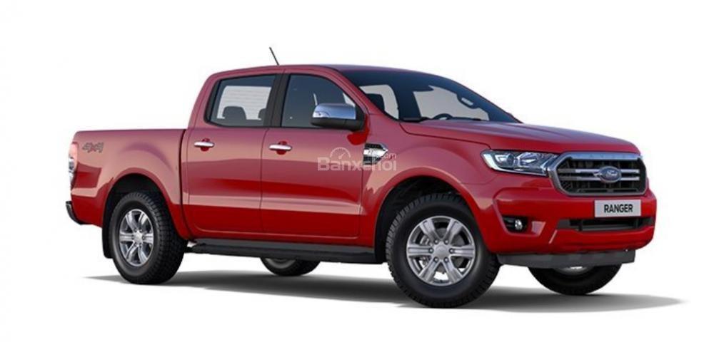 Tùy chọn màu sắc ngoại thất của Ford Ranger 2019 - Ảnh 8.