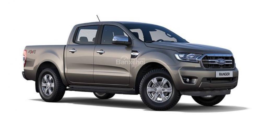 Tùy chọn màu sắc ngoại thất của Ford Ranger 2019 - Ảnh 7.