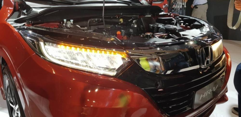 Chi tiết thông số kỹ thuật Honda HR-V 2019 mới ra mắt Việt Nam - Ảnh 6.