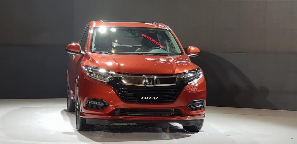 Chi tiết thông số kỹ thuật Honda HR-V 2019 mới ra mắt Việt Nam - Ảnh 1.