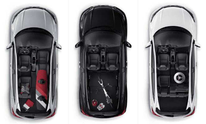 Honda HR-V 2019 sở hữu tính năng Magic Seat (Ghế linh hoạt) độc đáo nhất trong phân khúc a1