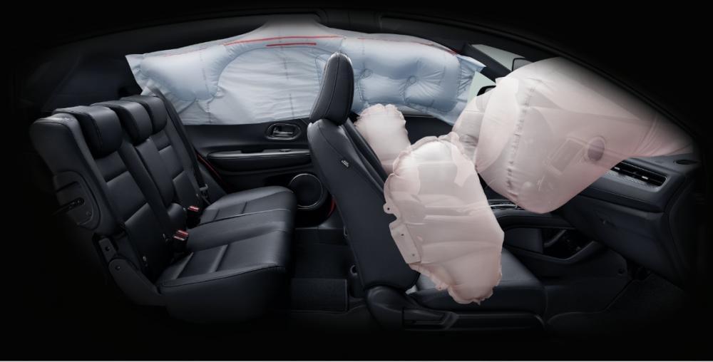 Honda HR-V 2019 L 1.8 CVT sở hữu 6 túi khí an toàn 1