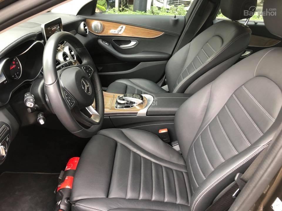 Bán Mercedes C250 cũ SX 2017, siêu đẹp-4