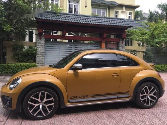 Bán Wolkwagen Beetle Sx 2017 ĐK 2018, bản 2.0, 2 cửa (1)