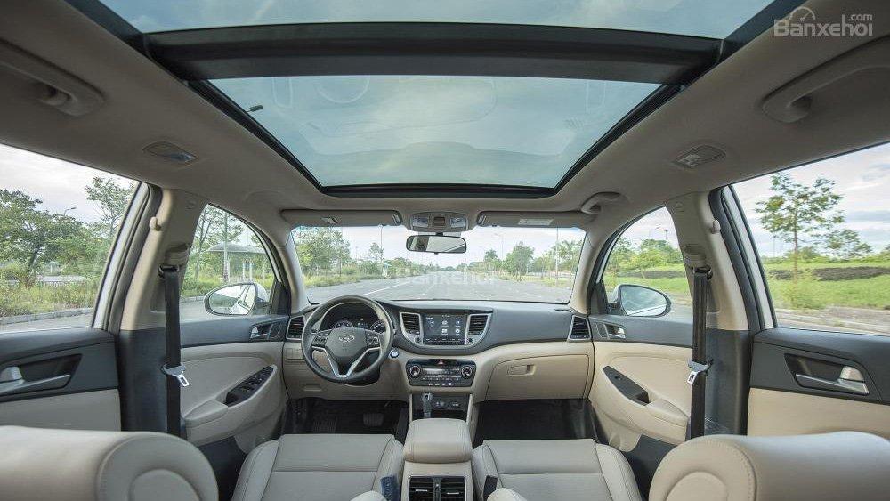 Tầm giá 900 triệu đồng, chọn mua Honda HR-V 2019 hay Hyundai Tucson 2018? 7.