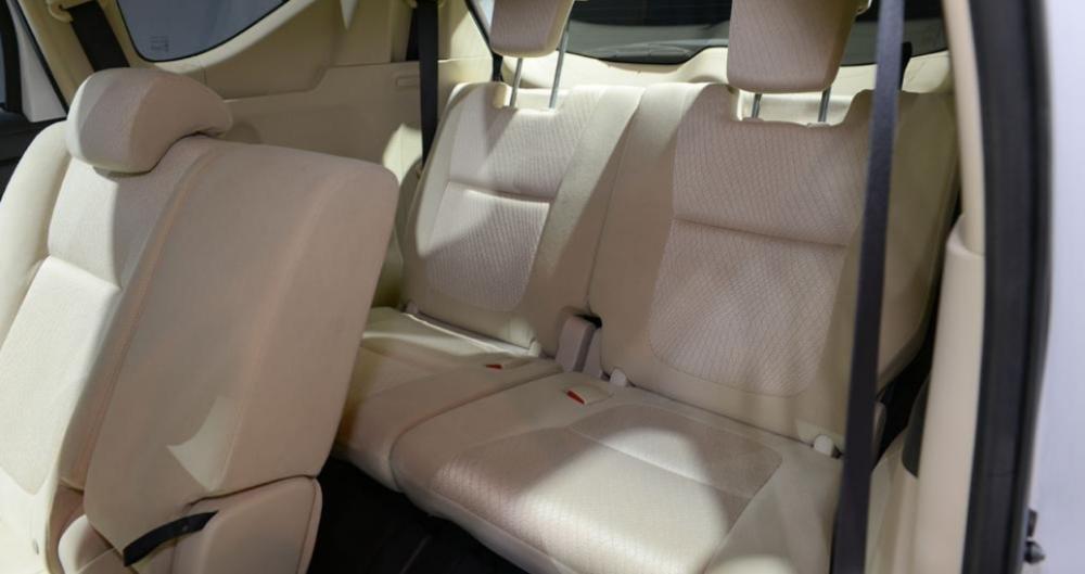 hàng ghế sau trên Mitsubishi Xpander