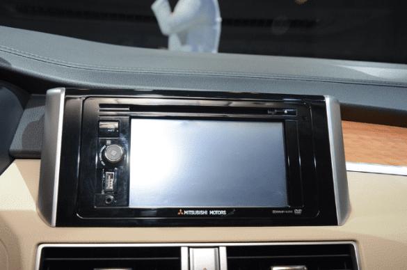 Giải trí trên Mitsubishi Xpander