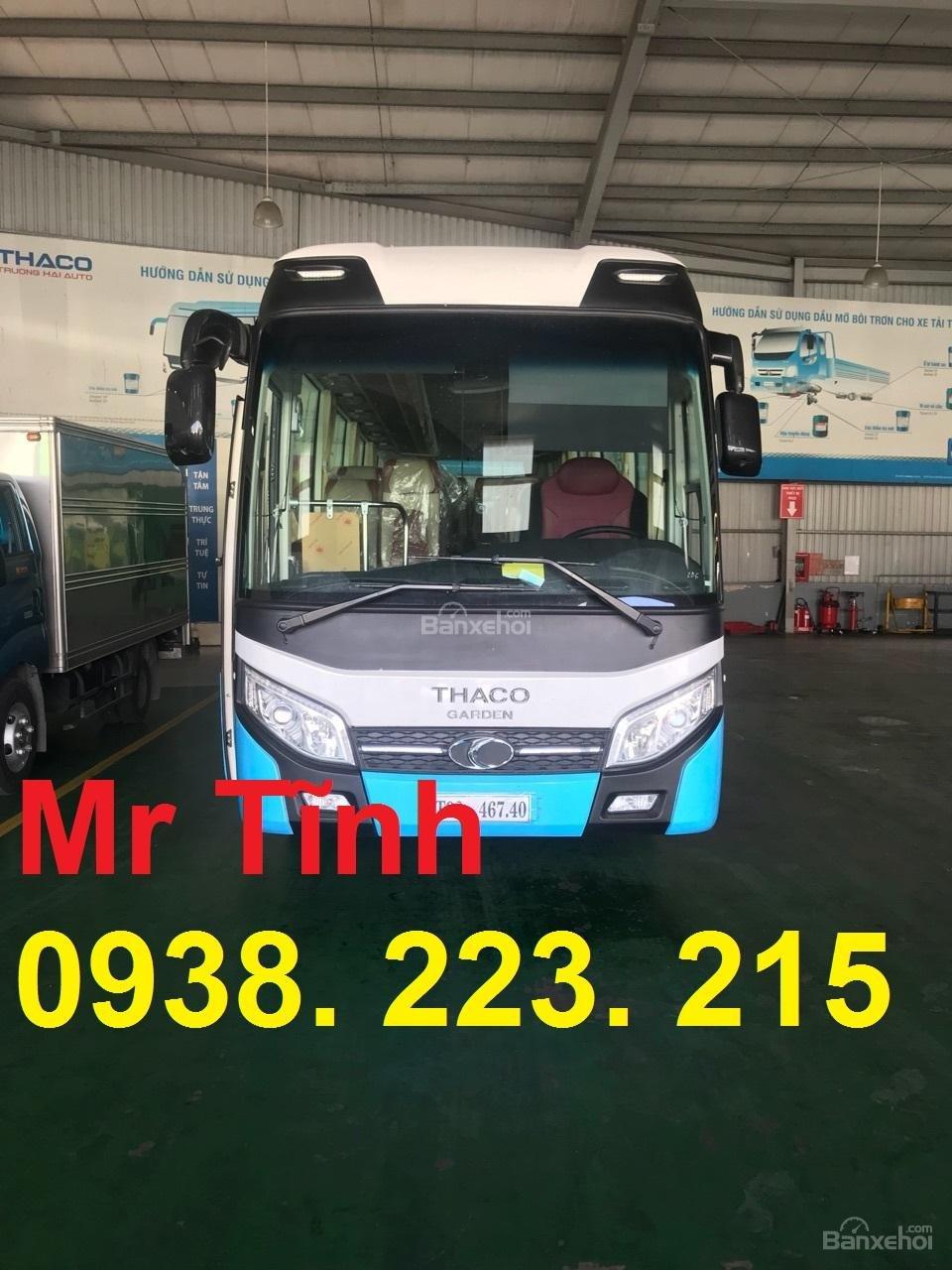 Giá xe TB79 29 chỗ Thaco Trường Hải mới nhất 2018 - hỗ trợ trả góp 75-80% giá trị xe (2)