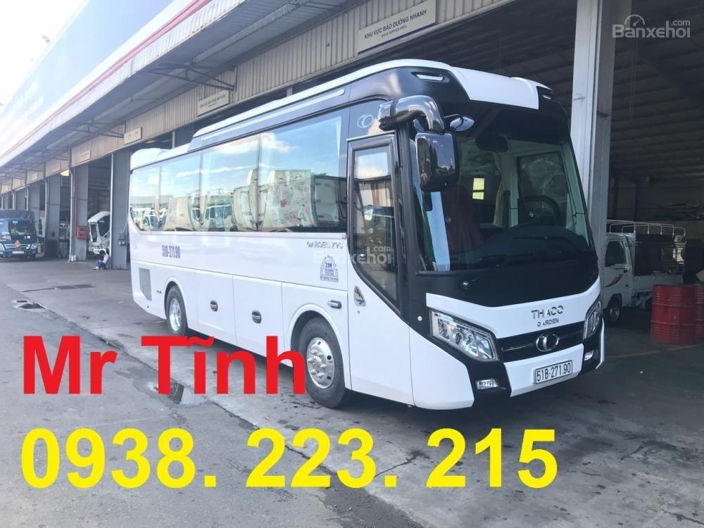 Giá xe TB79 29 chỗ Thaco Trường Hải mới nhất 2018 - hỗ trợ trả góp 75-80% giá trị xe (3)