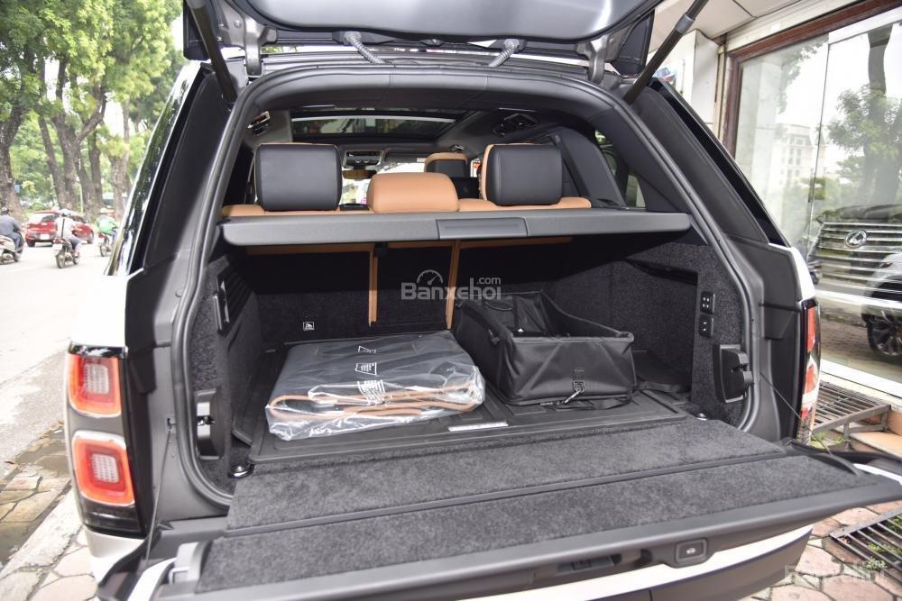 Bán LandRover Range Rover Autobio LWB đời 2018, màu trắng, nhập khẩu nguyên chiếc Mỹ giá tốt-9