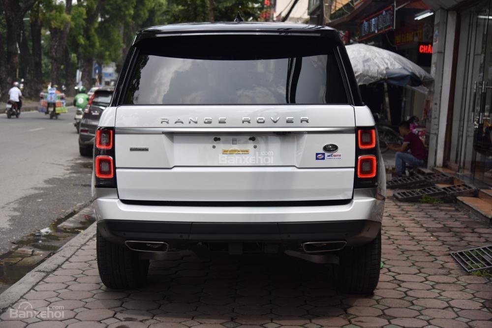Bán LandRover Range Rover Autobio LWB đời 2018, màu trắng, nhập khẩu nguyên chiếc Mỹ giá tốt-6