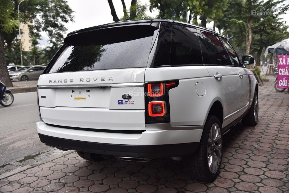 Bán LandRover Range Rover Autobio LWB đời 2018, màu trắng, nhập khẩu nguyên chiếc Mỹ giá tốt-5