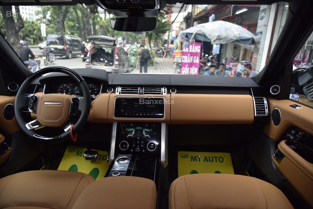 Bán LandRover Range Rover Autobio LWB đời 2018, màu trắng, nhập khẩu nguyên chiếc Mỹ giá tốt-14