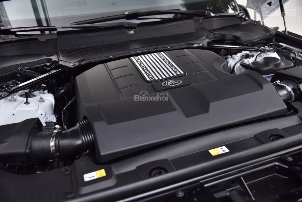 Bán LandRover Range Rover Autobio LWB đời 2018, màu trắng, nhập khẩu nguyên chiếc Mỹ giá tốt-18