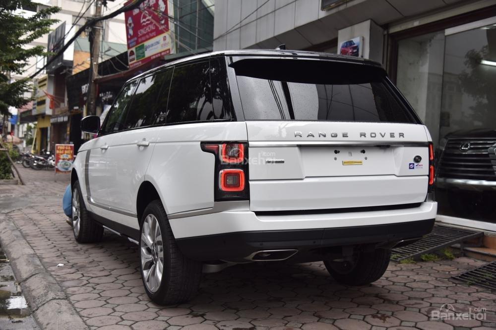 Bán LandRover Range Rover Autobio LWB đời 2018, màu trắng, nhập khẩu nguyên chiếc Mỹ giá tốt-4