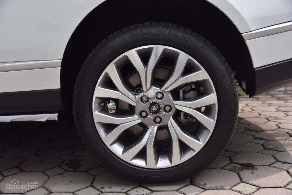 Bán LandRover Range Rover Autobio LWB đời 2018, màu trắng, nhập khẩu nguyên chiếc Mỹ giá tốt-13