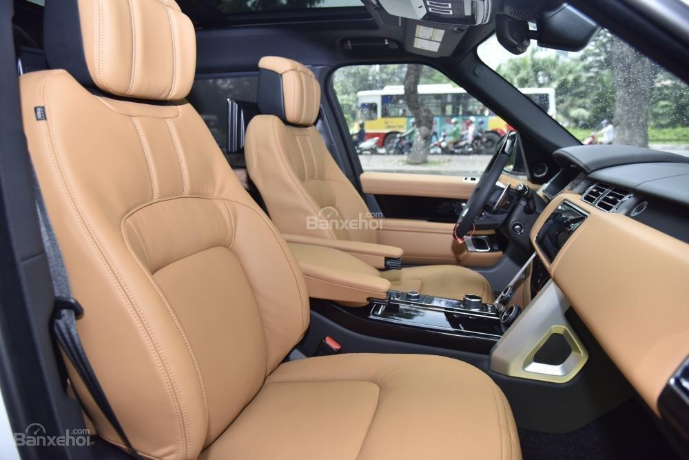 Bán LandRover Range Rover Autobio LWB đời 2018, màu trắng, nhập khẩu nguyên chiếc Mỹ giá tốt-24