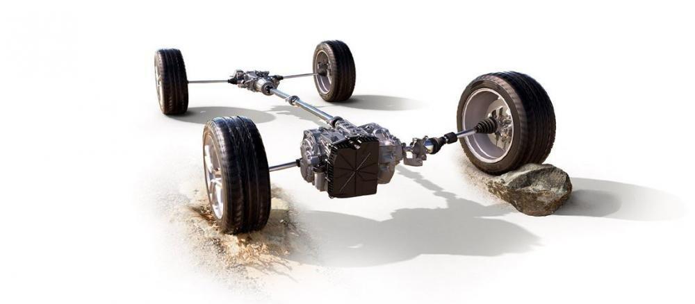 Đánh giá xe Ford Explorer 2019: Vẫn sử dụng động cơ 2,3 lít.