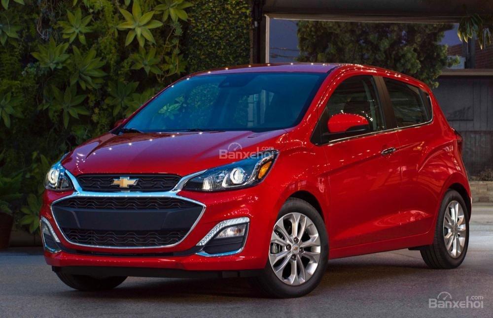 Đánh giá xe Chevrolet Spark 2019 cập nhật mới - opening - 1
