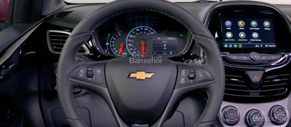 Đánh giá xe Chevrolet Spark 2019 cập nhật mới - lái - 1