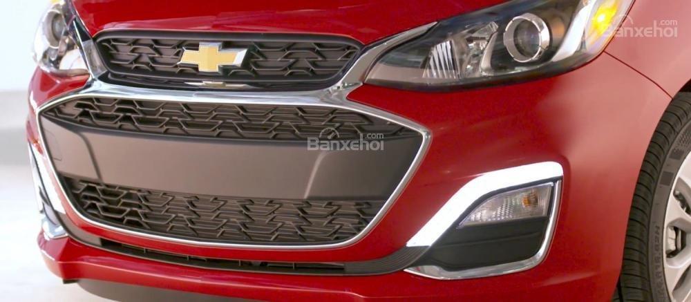 Đánh giá xe Chevrolet Spark 2019 cập nhật mới - đầu - 2