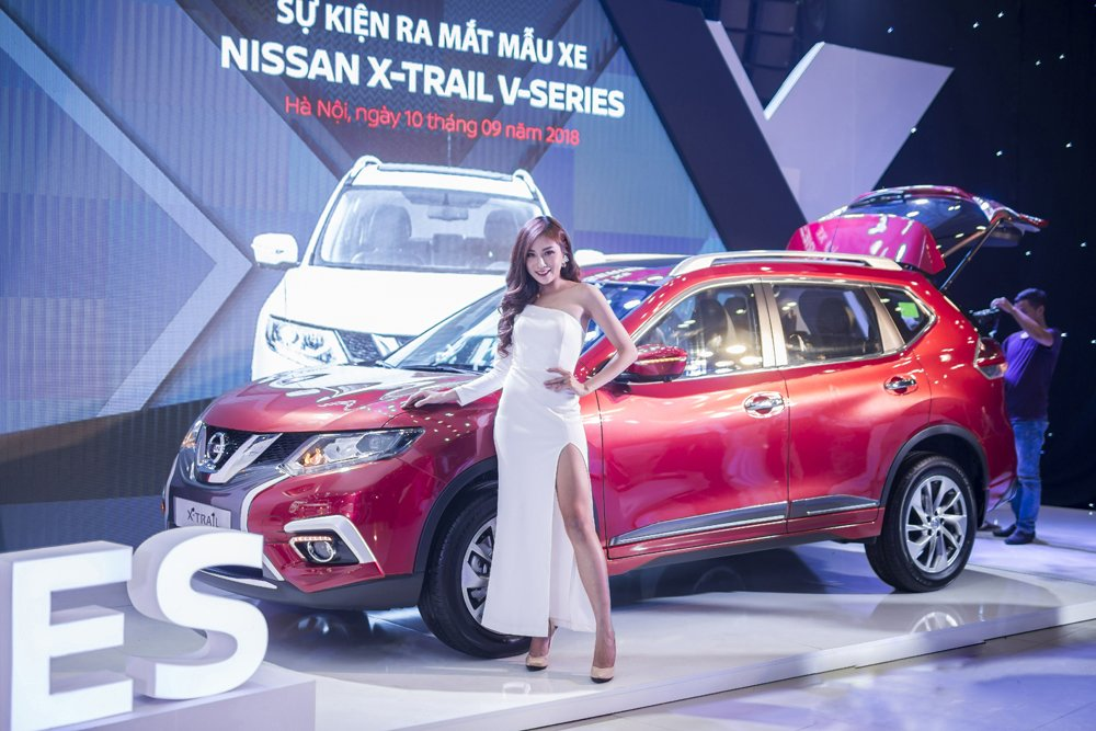 Nissan X-Trail V-Series 2019.