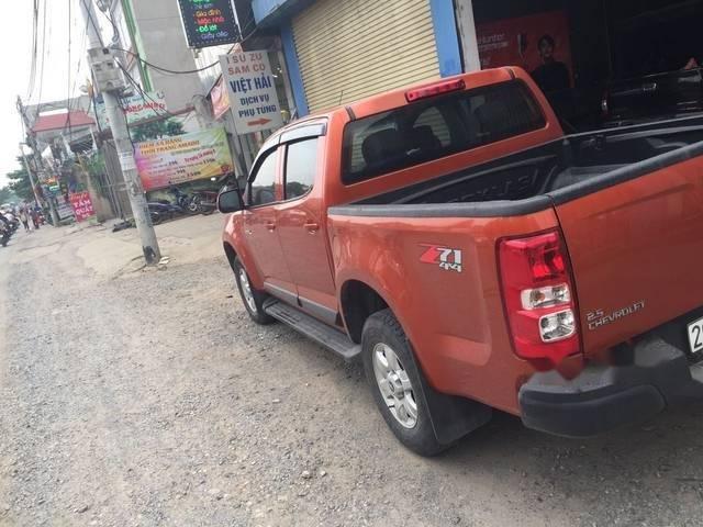 Cần bán Chevrolet Colorado MT 2016, màu đỏ, giá chỉ 520 triệu (4)