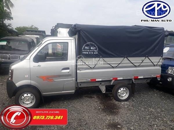 Bán xe tải nhẹ Dongben 870kg, hỗ trợ trả góp, giao xe tận nhà-2