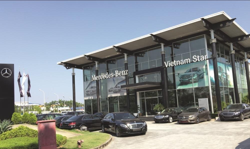 Mercedes-Benz Vietnam Star (1)