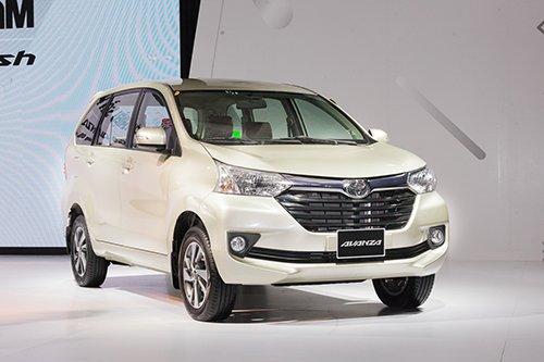 Bảng giá bán xe Toyota Avanza cập nhật tháng 5/2019