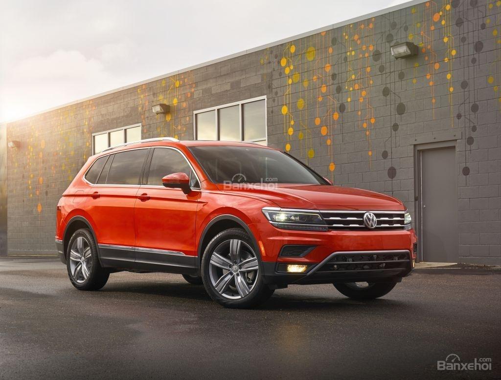 Volkswagen Tiguan 2018.