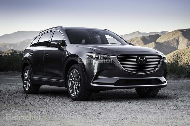 Mazda CX-9 2018.