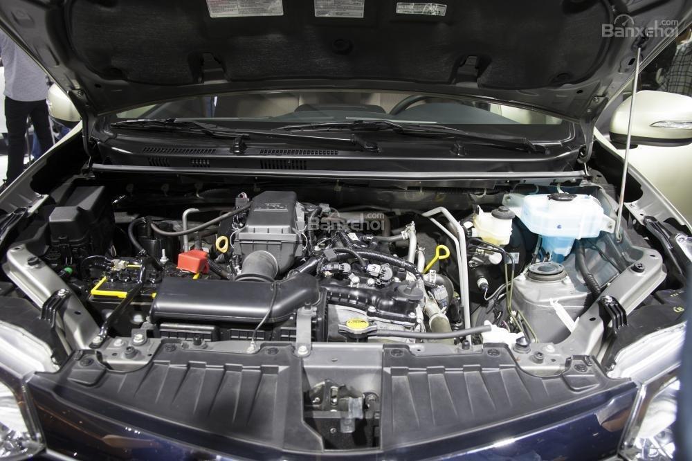 Toyota Avanza 2019 1.5 AT được trang bị động cơ Dual VVT-I 1.5L, 4 xy-lanh a1