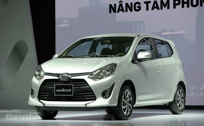 Đánh giá xe Toyota Wigo 2018 G 1.2 AT mới về Việt Nam