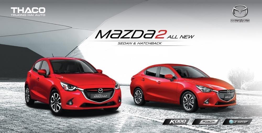 Giá xe Mazda 2 2018 tháng 9/2018: Chỉ còn bản sedan giá 529 triệu đồng...