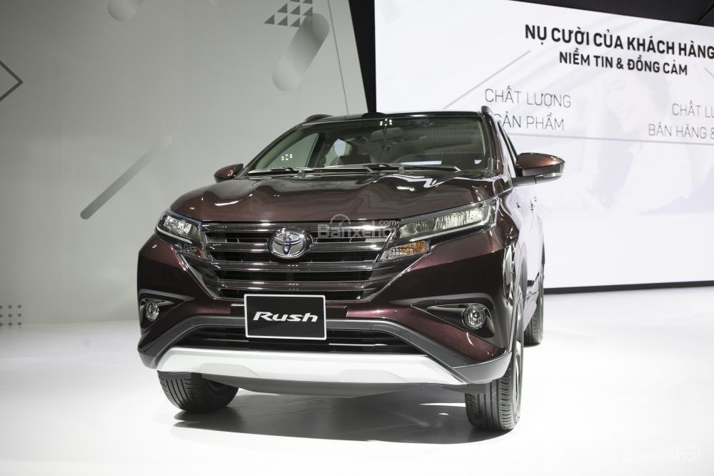 Đầu xe Toyota Rush 2018