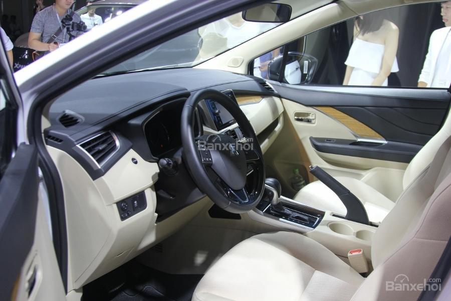 Thiết kế ghế lái Mitsubishi Xpander 2018