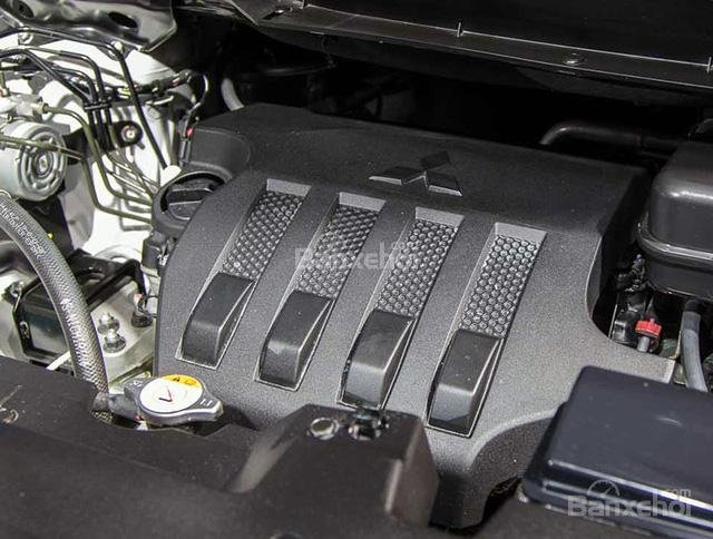 Động cơ trên Mitsubishi Xpander 2018