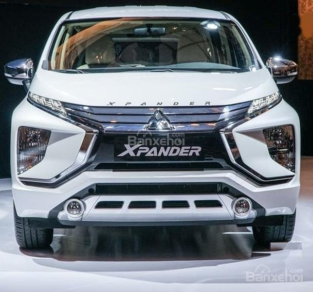 Đầu xe Mitsubishi Xpander 2018
