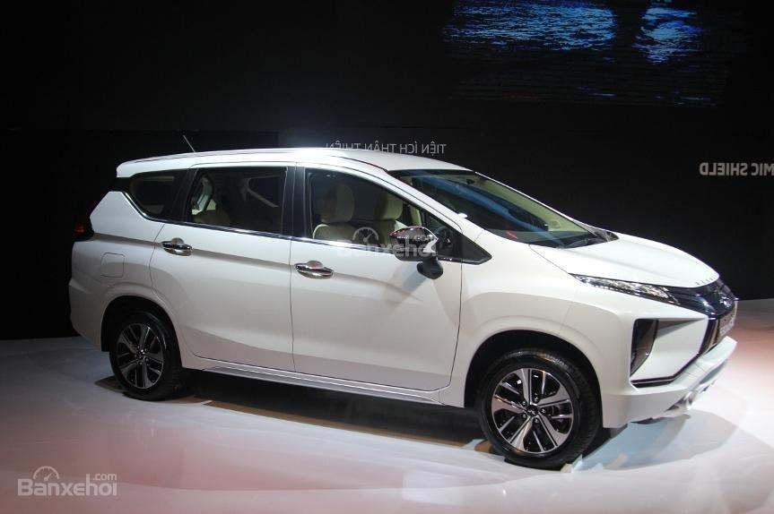 Thân xe Mitsubishi Xpander 2018