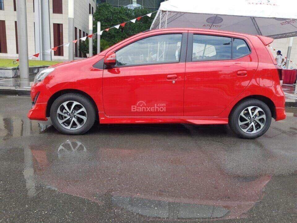 **HOT** Toyota Wigo hỗ trợ 15 triệu tiền phí trước bạ, trả trước 80 triệu nhận xe, LH 0933331816 để có giá tốt nhất (8)