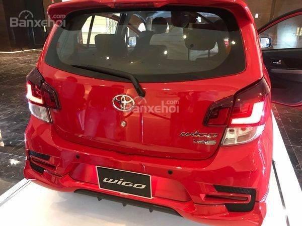 **HOT** Toyota Wigo hỗ trợ 15 triệu tiền phí trước bạ, trả trước 80 triệu nhận xe, LH 0933331816 để có giá tốt nhất (4)