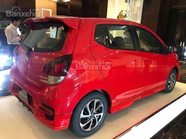 **HOT** Toyota Wigo hỗ trợ 15 triệu tiền phí trước bạ, trả trước 80 triệu nhận xe, LH 0933331816 để có giá tốt nhất (3)
