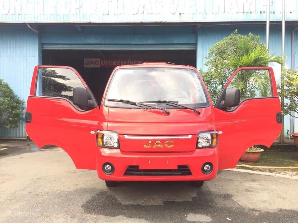 Bán xe tải JAC X125 - Xe tải JAC 1,25 tấn Hà Nội giá tốt nhất (1)